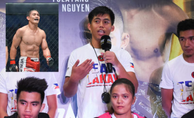 Honorio Banario picks Eduard Folayang to win over Khan