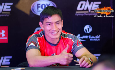 Folayang aiming to regain world title after 35th birthday