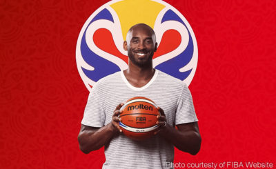 Kobe Bryant named 2019 FIBA global ambassador