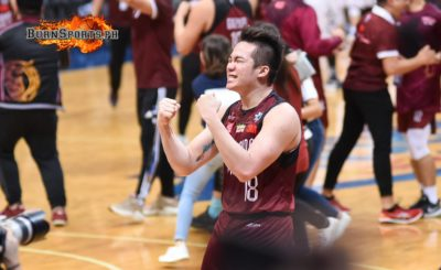 UP escapes Adamson in OT, returns to FInals after 32 years