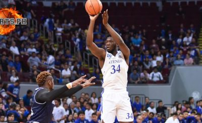Ateneo ends elimination with a convincing win over UST
