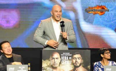 Brandon Vera confident of victory over Mauro Cerilli
