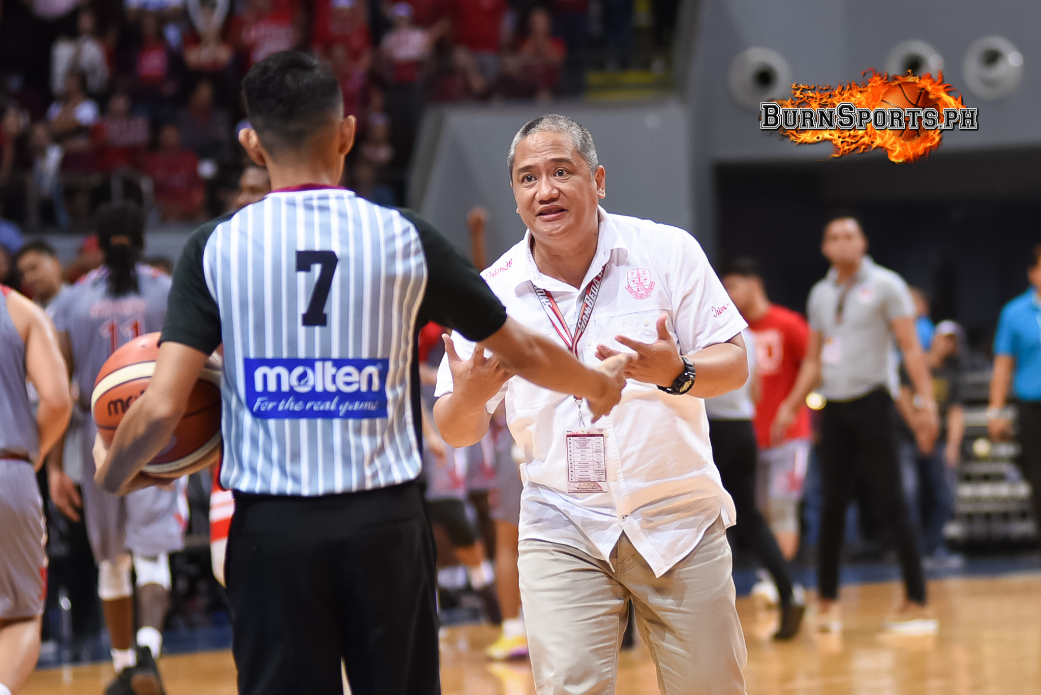 Fernandez believes LPU will be back swinging on Game 2