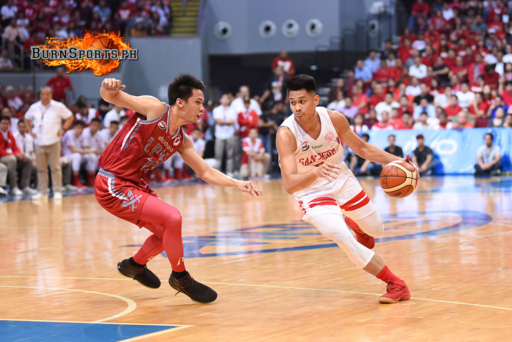 San Beda defends crown, sweeps Lyceum for three-peat