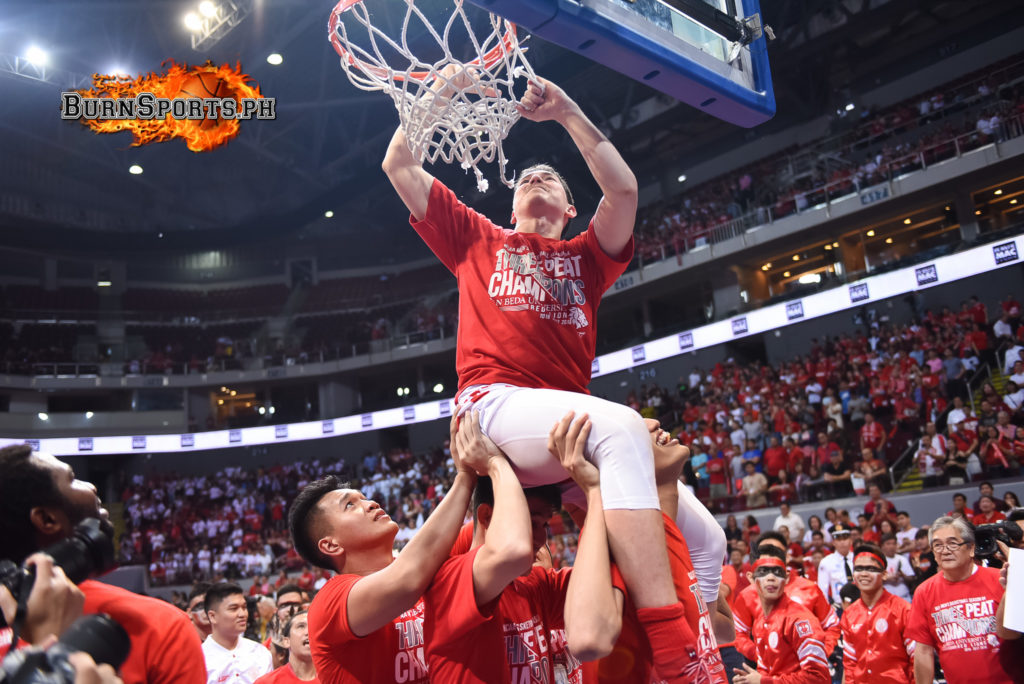 Fernandez says Bolick deserves to be top pick in PBA Draft