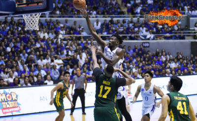 Ateneo ousts FEU, makes third straight Finals apperance