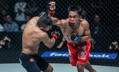 Belingon edges Fernandes to unify ONE Bantamweight title