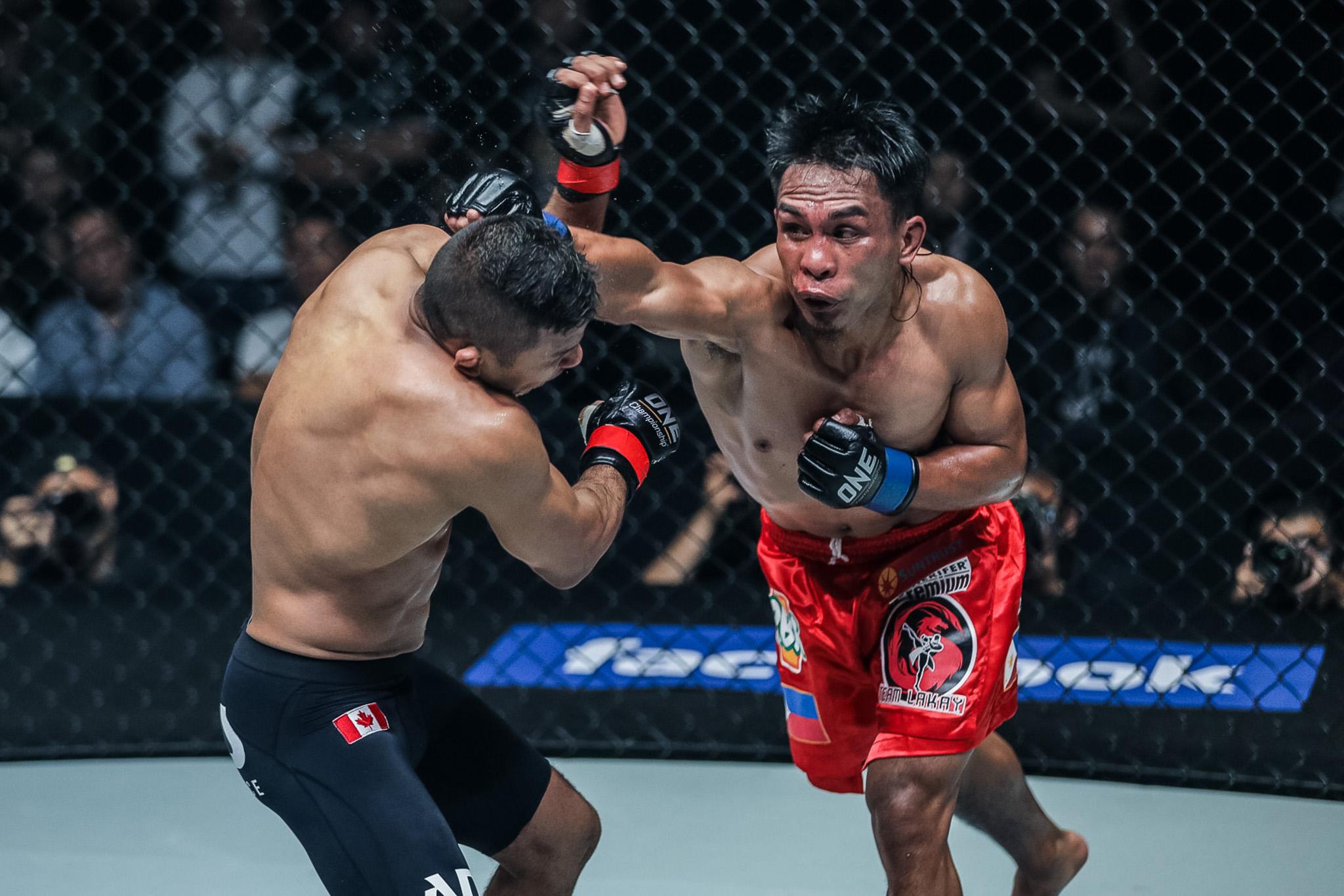 Belingon edges Fernandes to unify ONE Bantamweight title