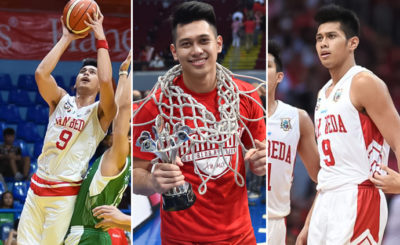 Getting to know San Beda's Javee Mocon