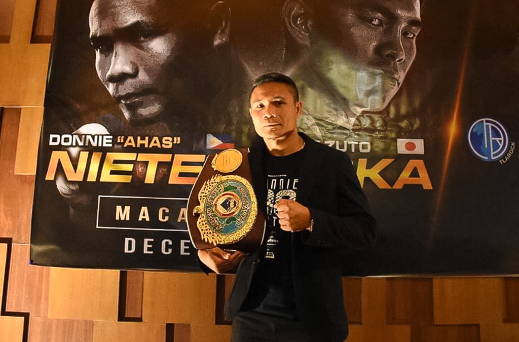 Nietes looks to match Pacquiao, Donaire feats versus Japanese fighter