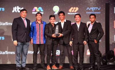 Team Lakay bags multiple recognition at 2018 Global Martial Arts Awards