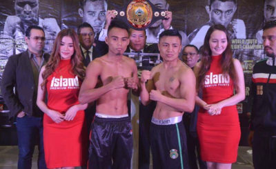 ALA Gym boxers face acid test versus Mexican foes