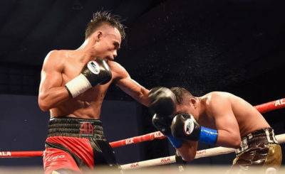 Santisima, Cataraja score hard-earned wins in Pinoy Pride 45 boxfest
