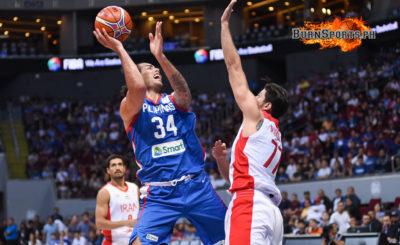 GGilas Pilipinas struggles late, falls to Iran