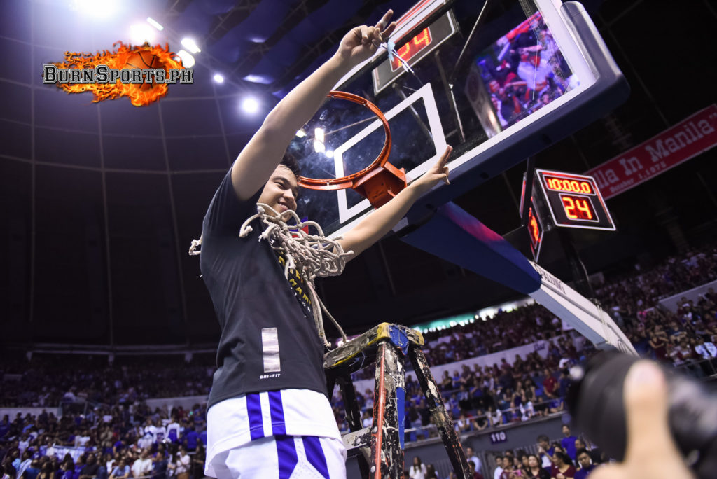 PHOTOS: Ateneo clinches back-to-back UAAP titles
