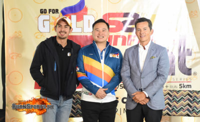 Go For Gold ties up with Sunrise Events to hold Sprint races
