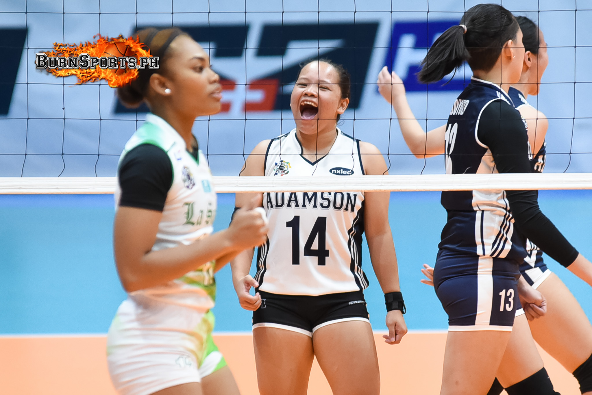 Lady Spikers score second straight victory