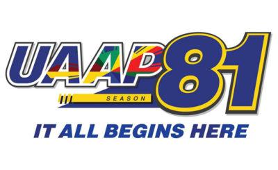 SCHEDULE: UAAP Season 81 women's volleyball tournament