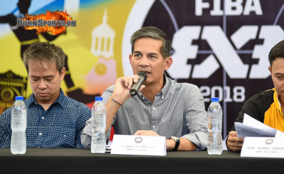 SBP commends UAAP for promoting 3x3 basketball