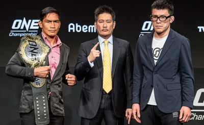Eduard Folayang confident ahead of title defense vs. Aoki