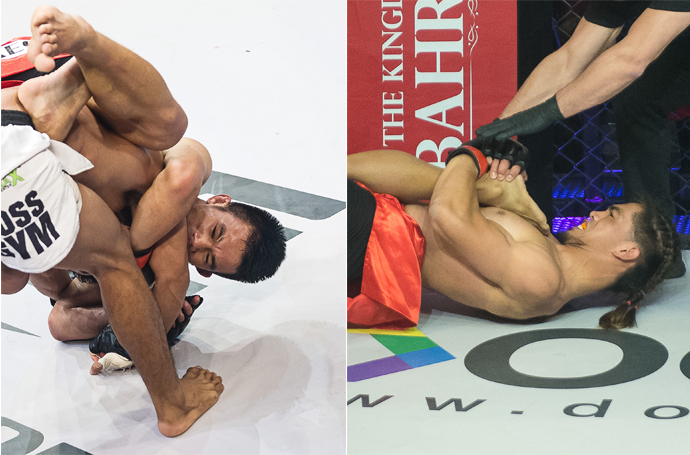 Brave 22 delivers impressive knockouts and submissions