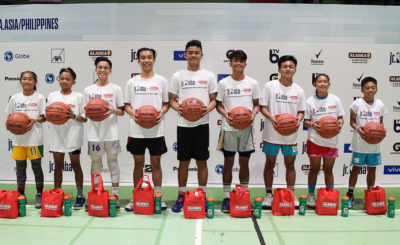 Nine North Luzon dribblers to join Jr. NBA PH National camp