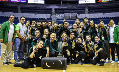 La Salle wins 4th UAAP Streetdance title