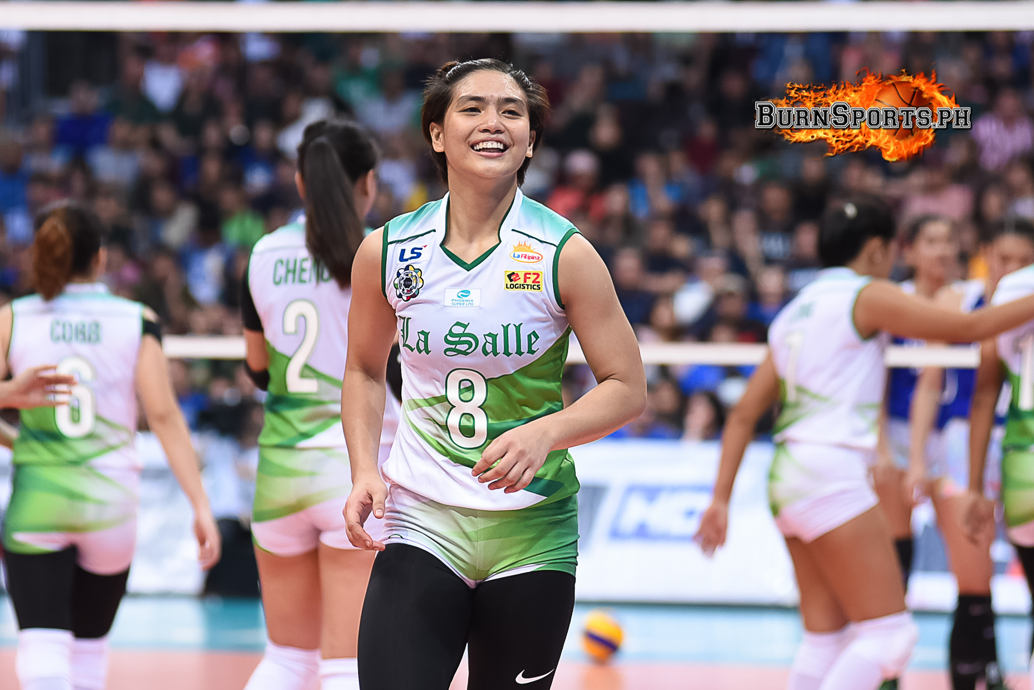 Jolina Dela Cruz: Know more about La Salle's promising rookie