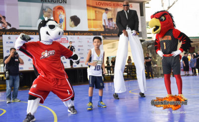 Jr. NBA Philippines returns to Benguet to host camp