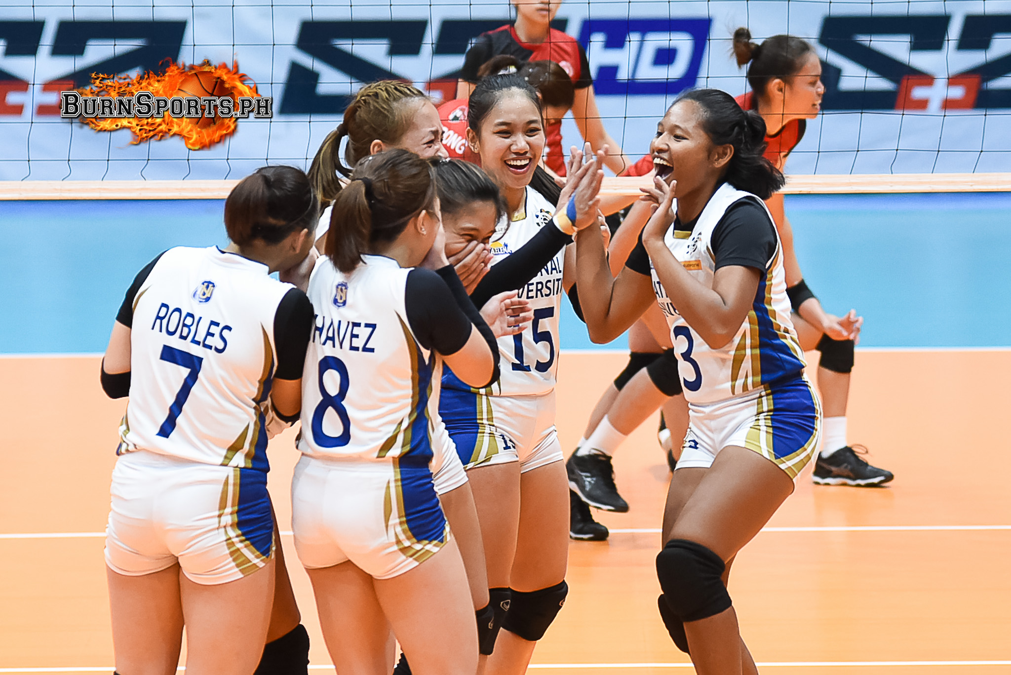 National U stuns UP in come-from-behind five-set win