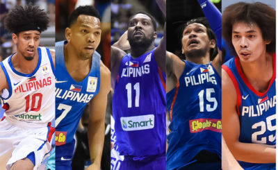 LOOK: FIBA Basketball World Cup 2019 Full Schedule