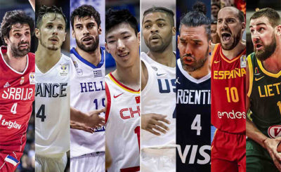 FIBA confirms 8 top-seeded teams in World Cup draw