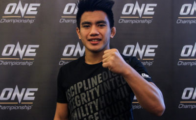 Joshua Pacio out to reclaim ONE Strawweight title
