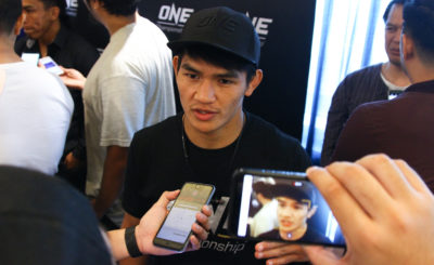 Danny Kingad gets new opponent for ONE Japan