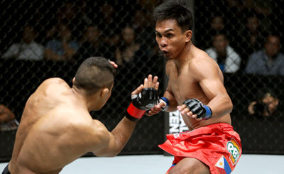 Belingon vows to be aggressive and strong vs Fernandes