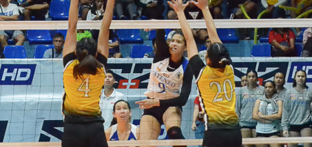 Ateneo weathers gallant UST for seventh straight victory
