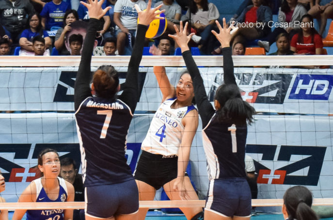 Ateneo thrashes Adamson, acquires twice-to-beat bonus
