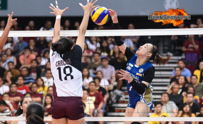 NU Lady Bulldogs eliminate UP in the Final Four race