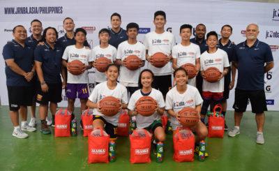 9 Mindanaoans from Butuan make it to Jr. NBA Nat'l Camp