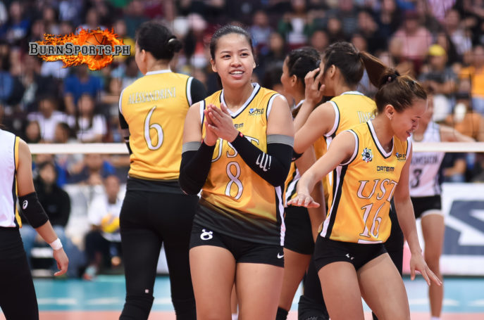 UST Golden Tigresses' rookie sensation: Eya Laure