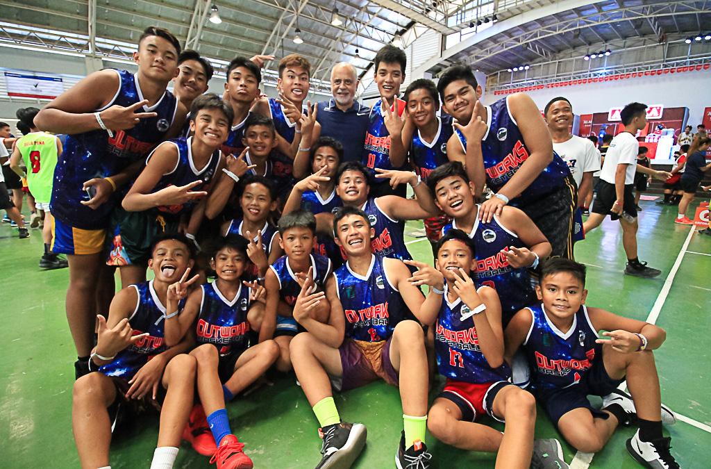 Over 500 Mindanaoans join Jr. NBA Ph Camp in Butuan