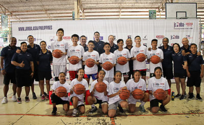 13 Visayas campers advance to Jr. NBA PH training camp