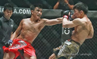 Joshua Pacio KO's Yosuke Saruta to reclaim ONE title