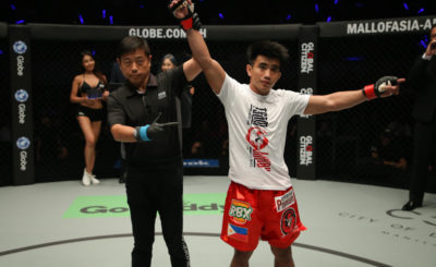 Joshua Pacio's journey towards ONE: Roots of Honor