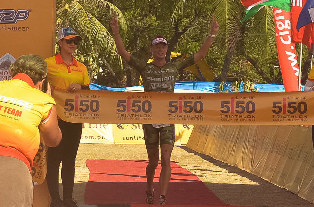 Betten, Watkinson dominate Sun Life 5150 Triathlon Cebu