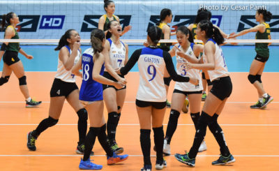Ateneo Lady Eagles oust FEU, make UAAP Finals return