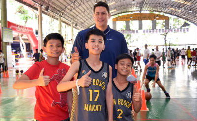 GALLERY: Jr. NBA PH Regional Selection Camp in Manila