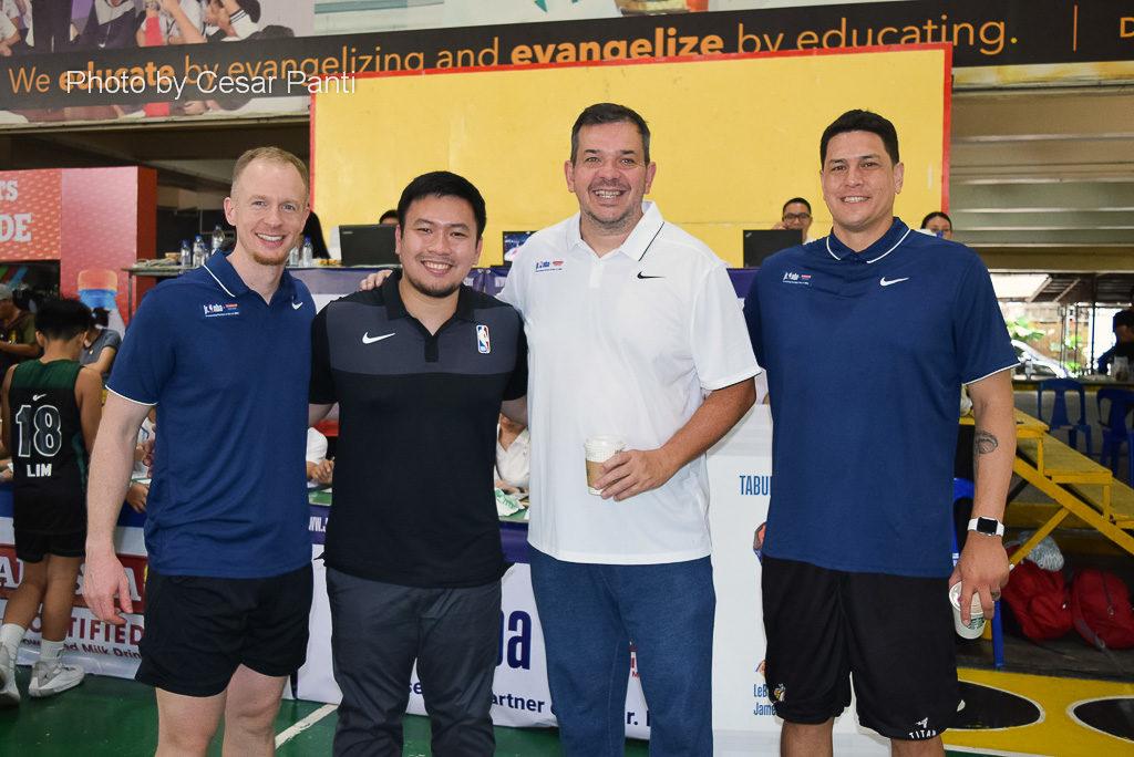 GALLERY: Jr. NBA PH Regional Selection Camp in Manila
