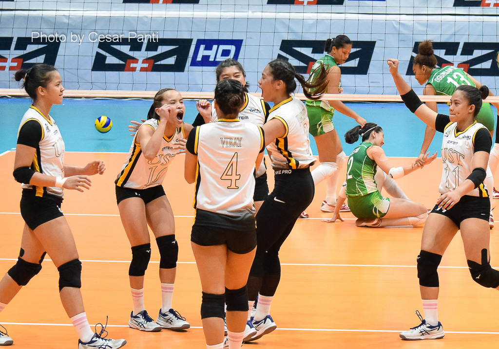 UST inches closer to Finals, gets twice-to-beat advantage