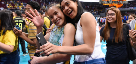 People's MVP: Sisi Rondina